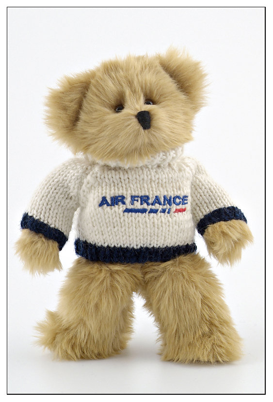 Ourson Air France
