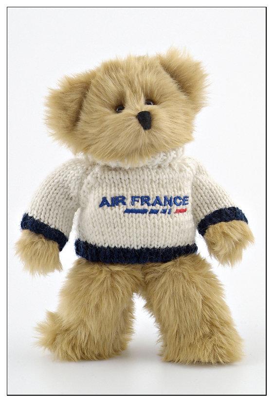 Ourson Air France