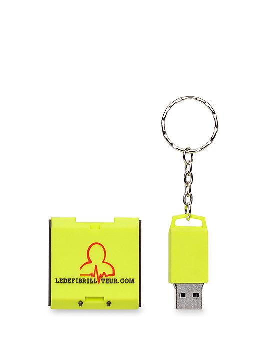 Clef USB Défibrilateur