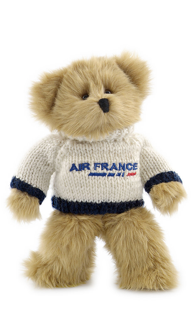 Ours en peluche Air France
