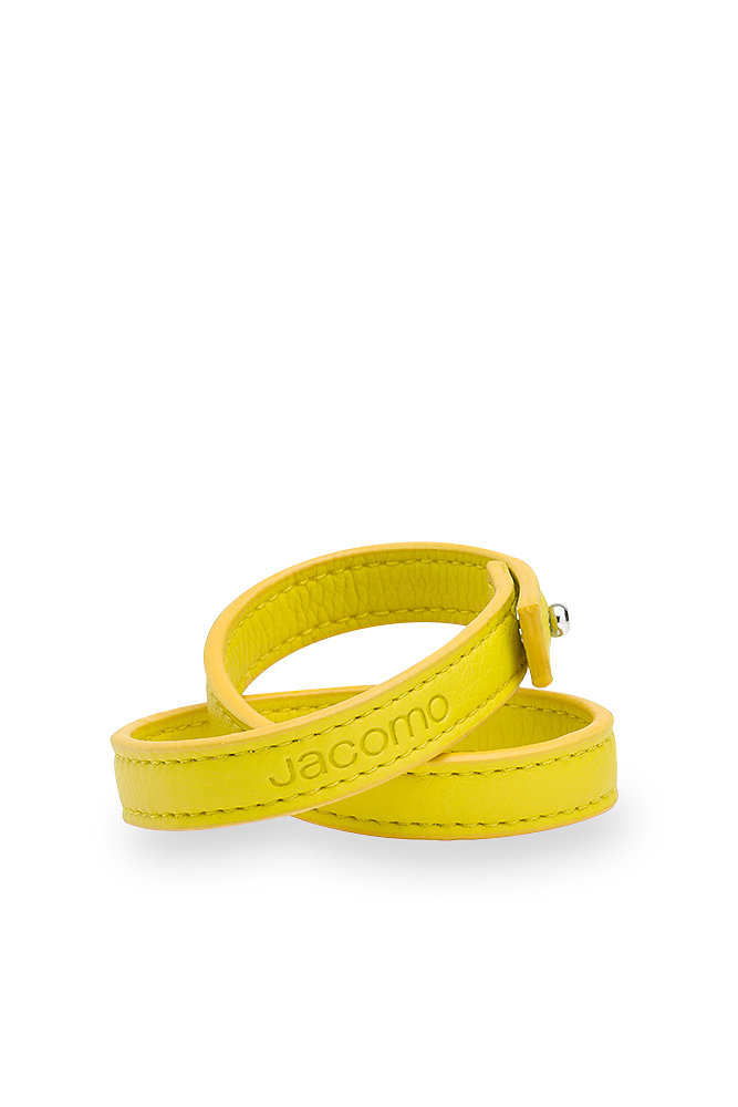 Bracelet cuir Jacomo