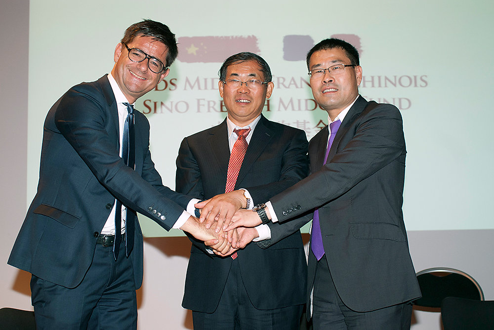 BPI France, lancement du Fonds MIDCAP Franco Chinois