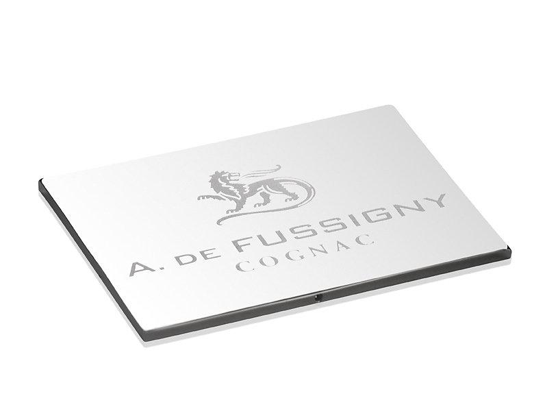 Plaque Aluminium A De Fissigny