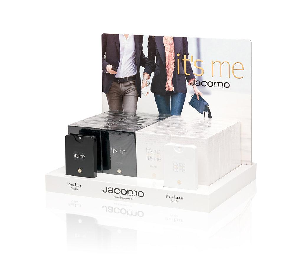 Présentoir It s Me Jacomo