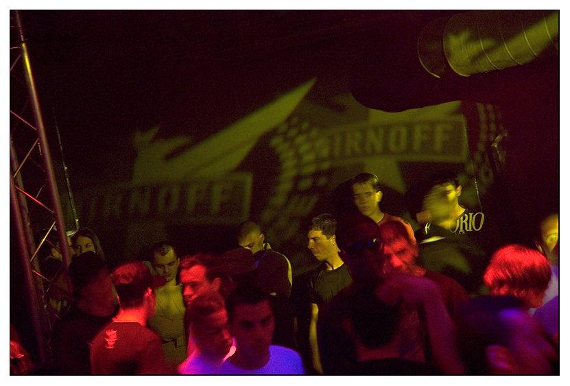Smirnoff Expérience tour